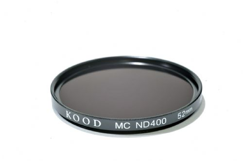 High Quality Kood Big Stopper ND400 Multi coated 52mm Made in Japan